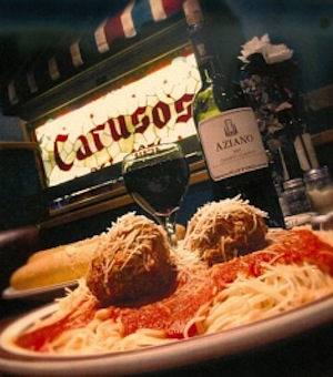 Caruso's Italian Restaurant Photo